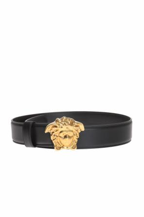 Belt with medusa head motif od Versace