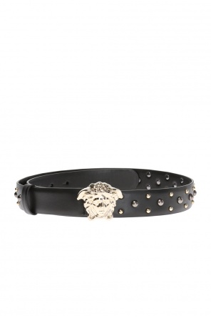Studded belt od Versace