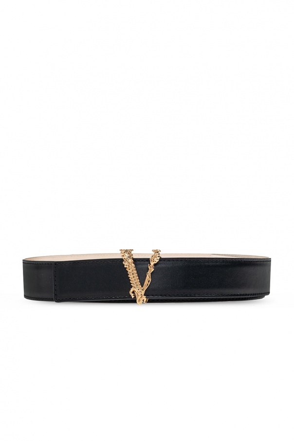 Versace Belt with logo