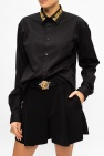 Versace Appliquéd belt