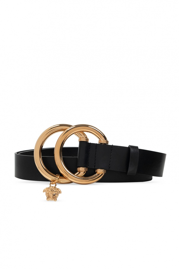 Versace Appliquéd belt