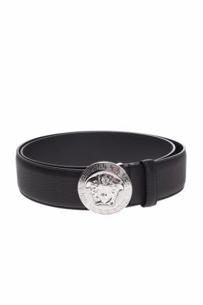 Medusa head belt od Versace