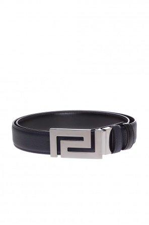 Greek pattern belt od Versace