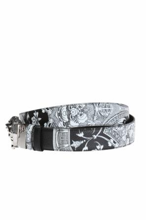 Patterned belt od Versace