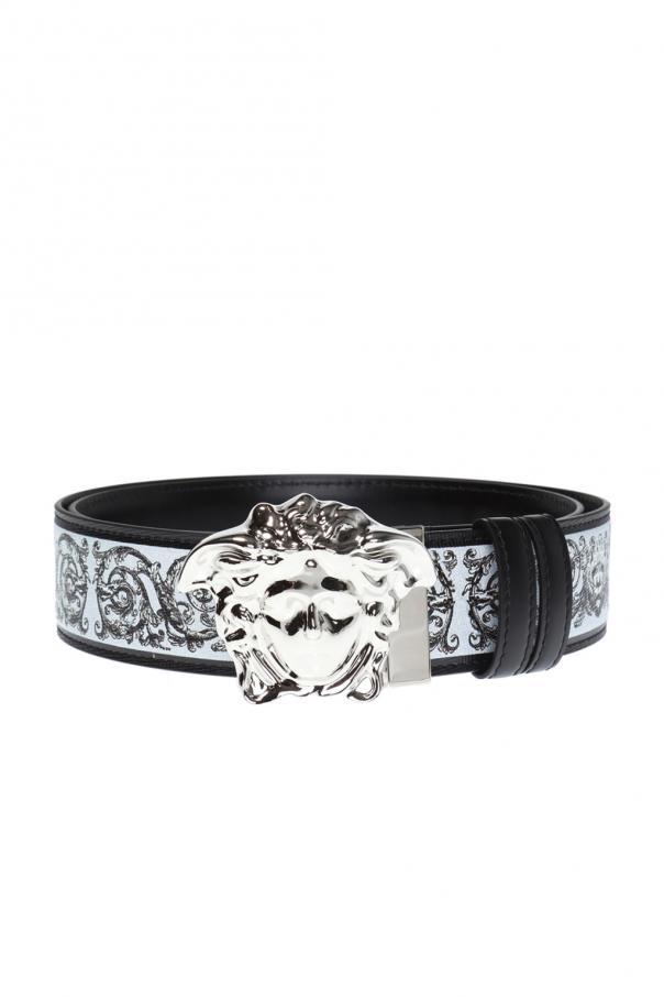 0f996ff65339 Belt with a decorative buckle Versace - Vitkac shop online