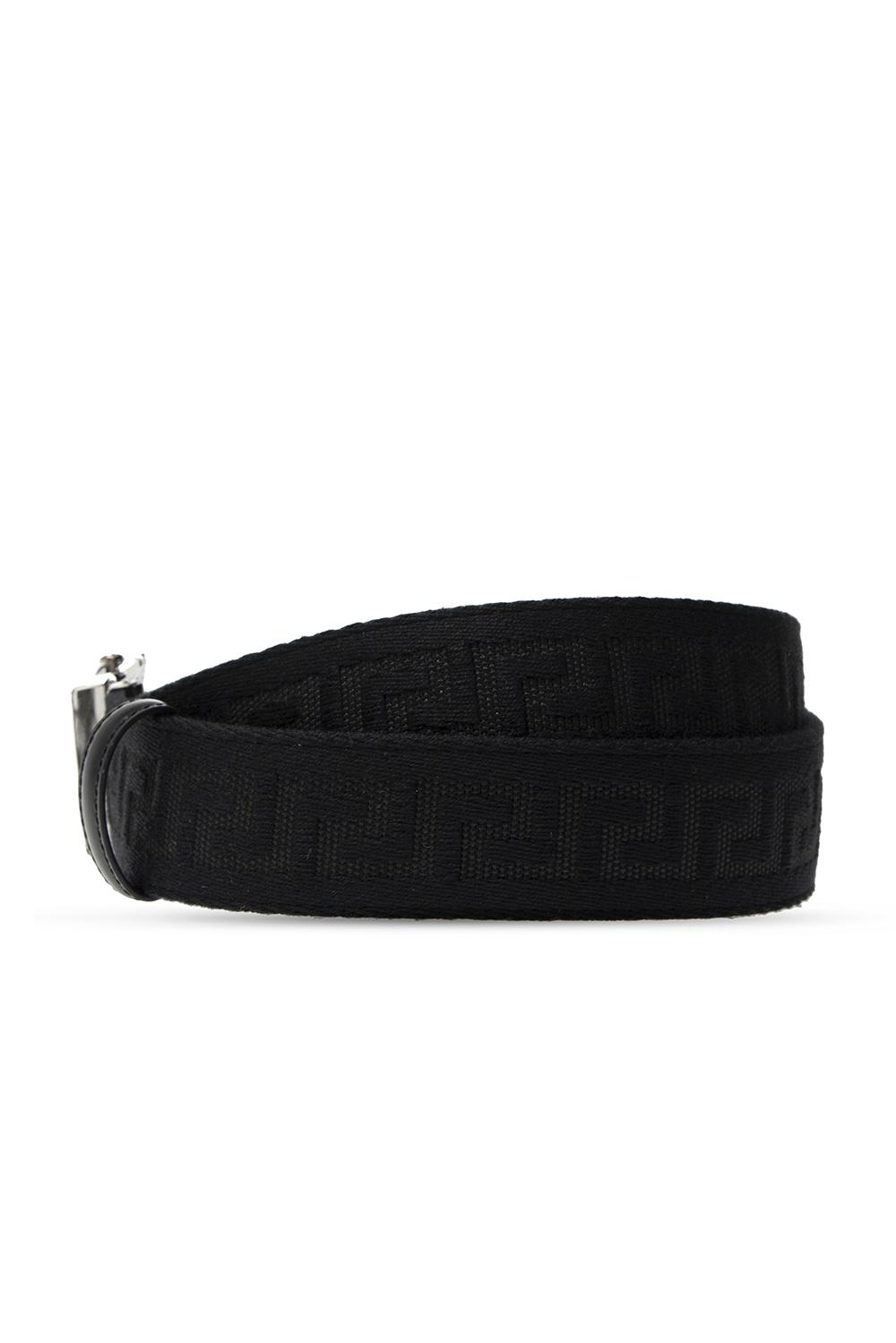 Versace Logo belt