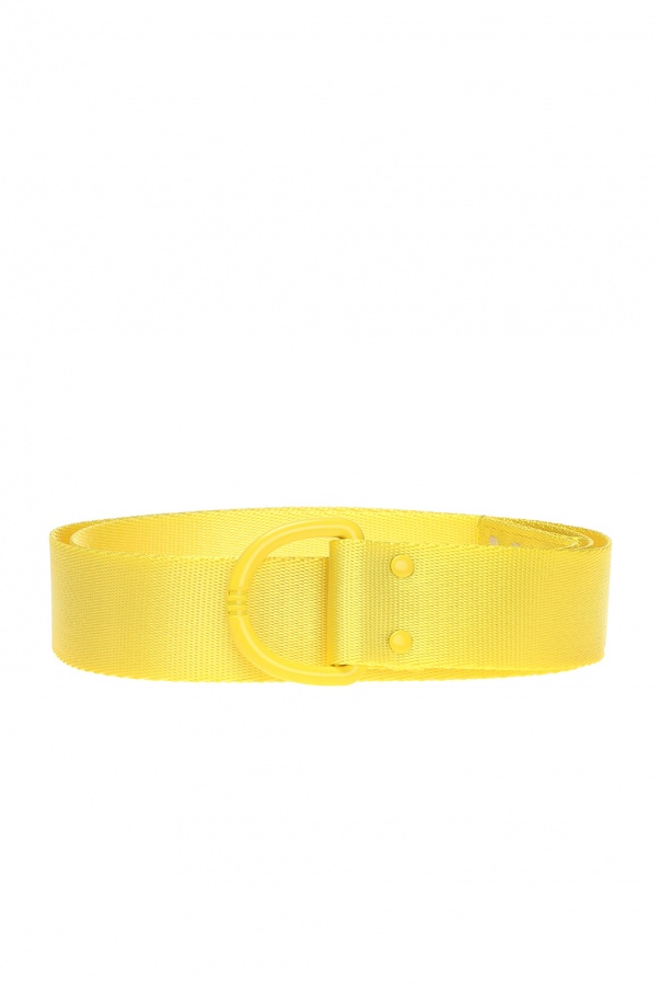 official photos a1652 9cb26 Adjustable belt with logo od Y-3 Yohji Yamamoto