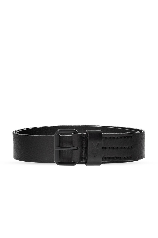 AllSaints 'Dunston' leather belt