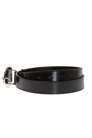 Leather belt od Versace Versus