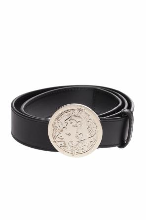 Belt with decorative buckle od Versace Versus