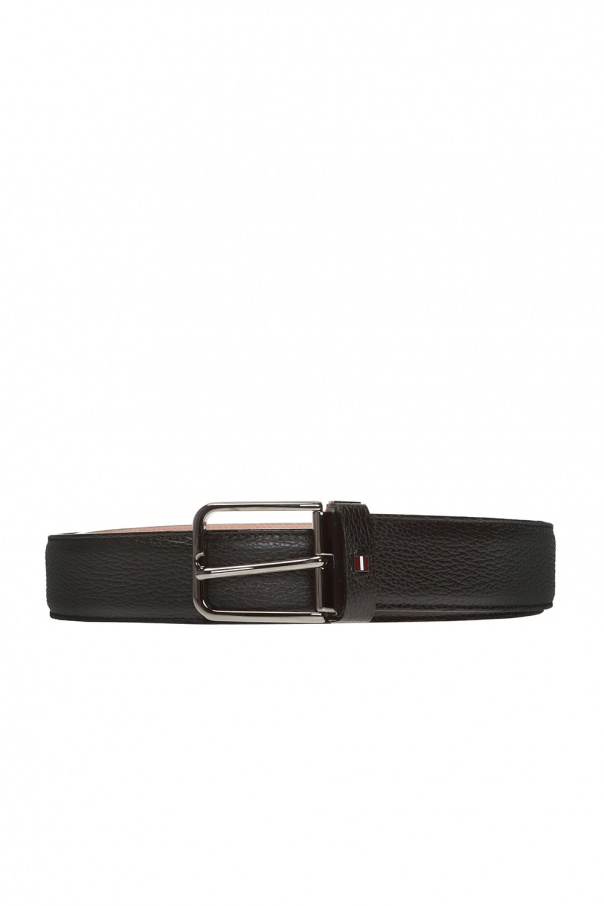 Leather belt od Bally