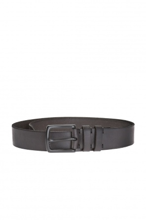 Leather belt od Allsaints