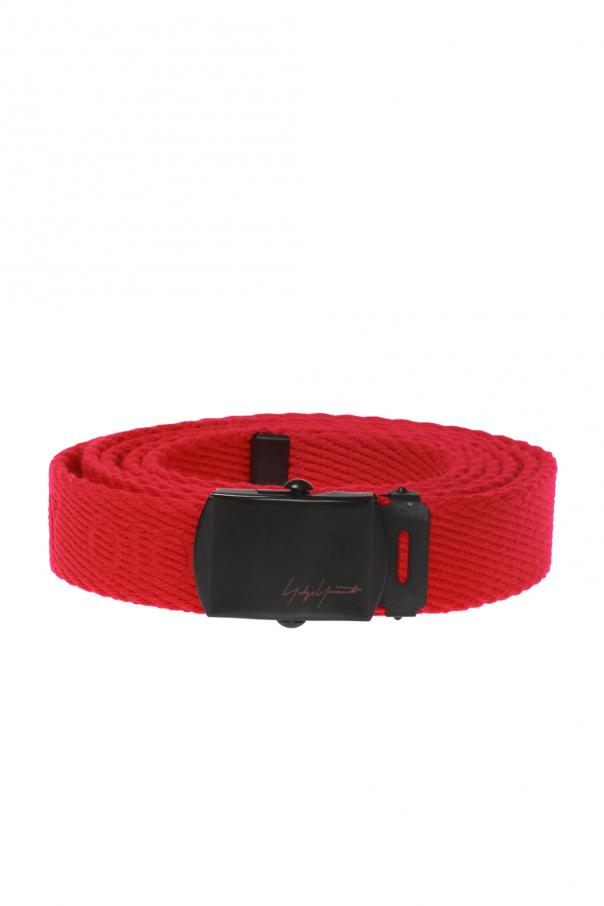 Yohji Yamamoto Branded belt