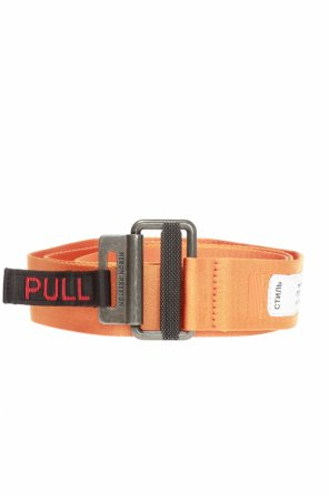 Branded belt od Heron Preston