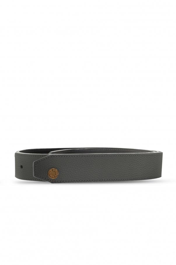 Agnona Leather belt