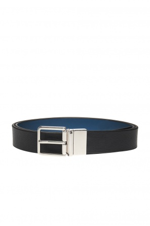 Branded leather belt od Paul Smith