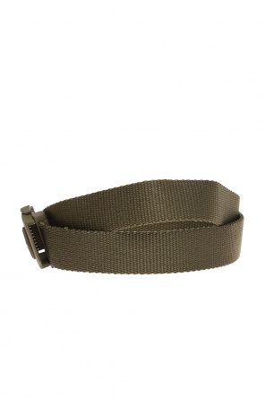 Logo-buckled belt od Stone Island