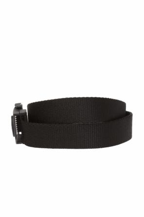 Belt with rectangular buckle od Stone Island