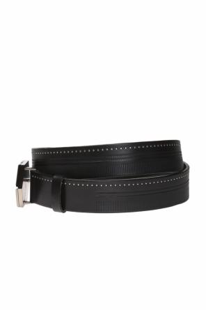 Embossed belt od Philipp Plein