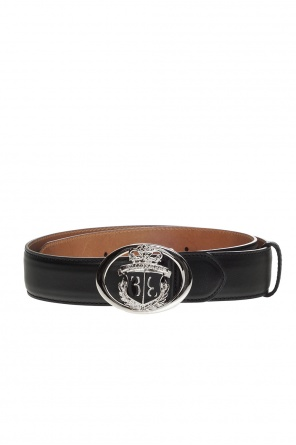 Belt with decorative buckle od Billionaire