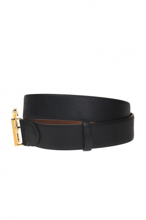 Belt with a logo od Billionaire