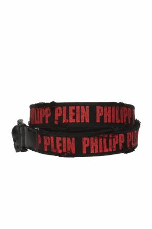 Logo-patterned belt od Philipp Plein