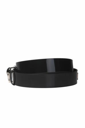 Skull buckle belt od Philipp Plein