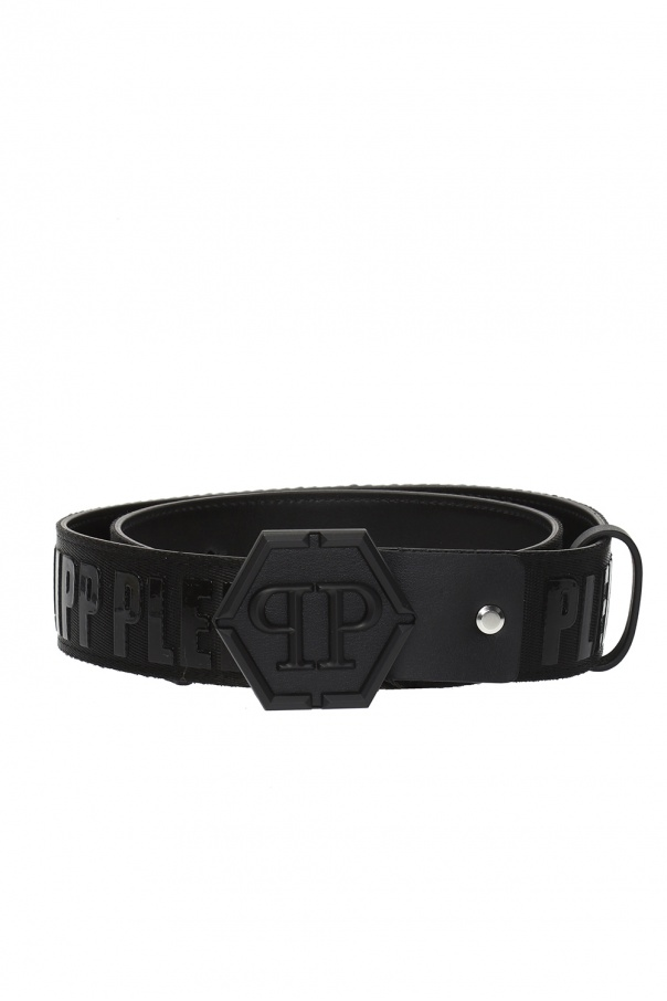 Philipp Plein Branded belt