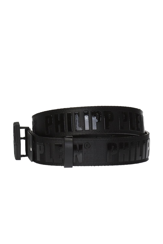 Philipp Plein Branded belt