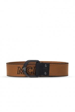 Logo belt od MCM