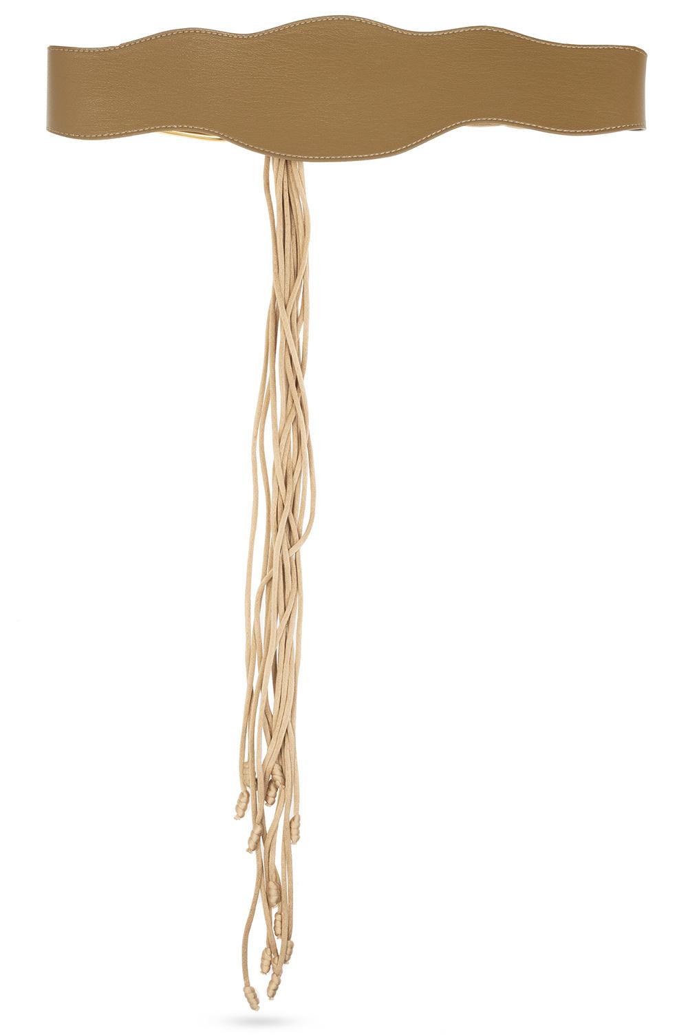 Nanushka 'Cacia' waist belt