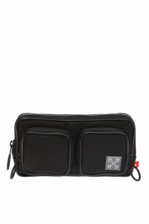 Belt bag with rubber patch od Off White