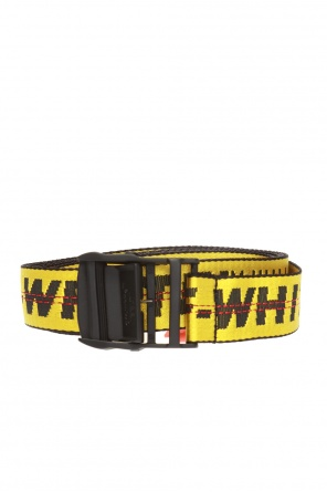 Embroidered belt od Off White