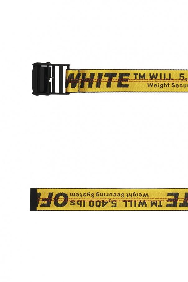Pasek z logo od Off-White