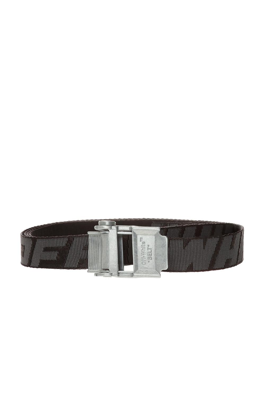 Off-White Patterned belt