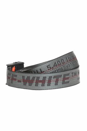 Logo-embroidered long belt od Off White