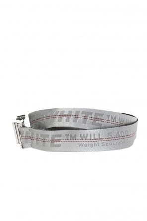 Belt with an embroidered pattern od Off White