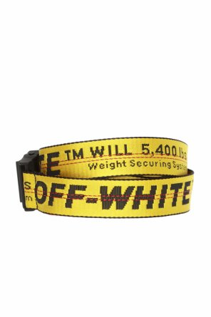 Logo belt od Off White