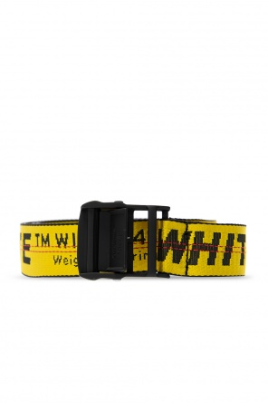 Branded jacquard belt od Off-White