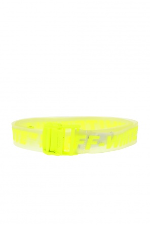 Patterned belt od Off White
