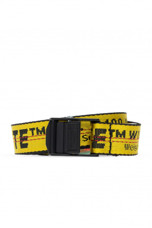 Belt with logo od Off-White