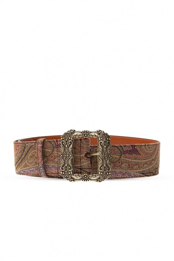 Etro Patterned belt