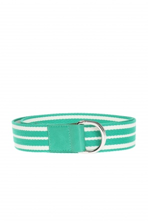 Striped belt od Valentino Red