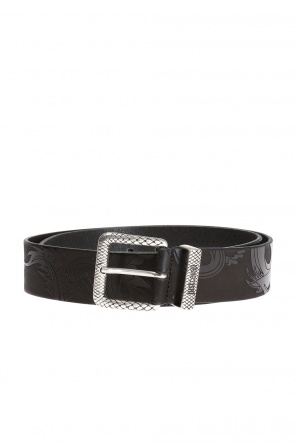 Patterned belt od Just Cavalli