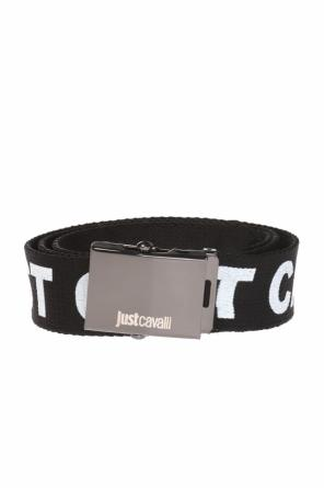 Logo-printed belt od Just Cavalli