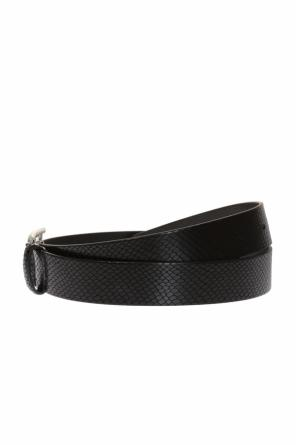Leather belt od Just Cavalli