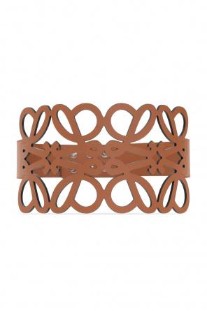 Waist belt with logo od Loewe