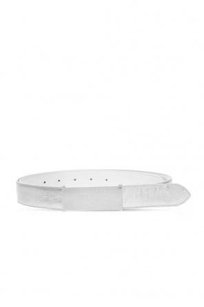 Reversible belt with logo od Maison Margiela