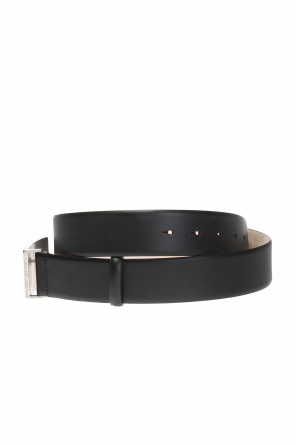 Leather belt od Balmain