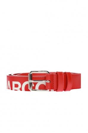 Belt with logo od Comme des Garcons